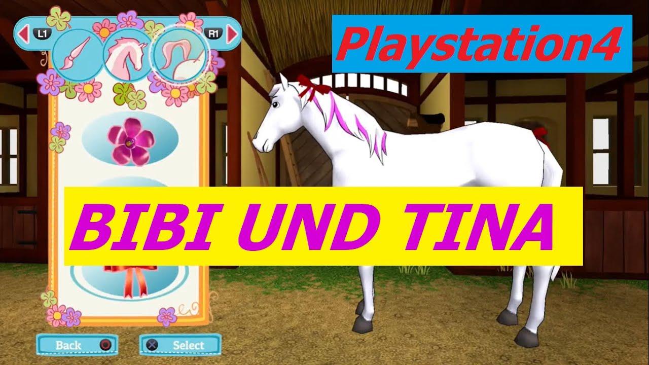 bibi und tina ps4  youtube