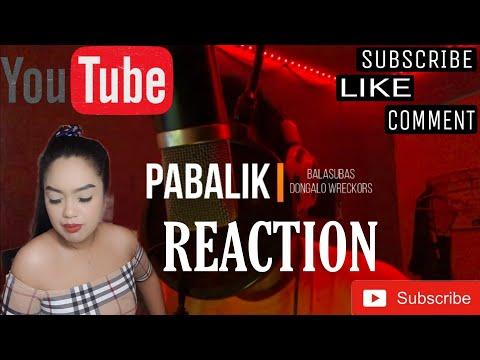 Download PABALIK - ft. BALASUBAS (LIVE VERSE) NO VOCAL EDIT - LADYKIM SOPRANO REACTION