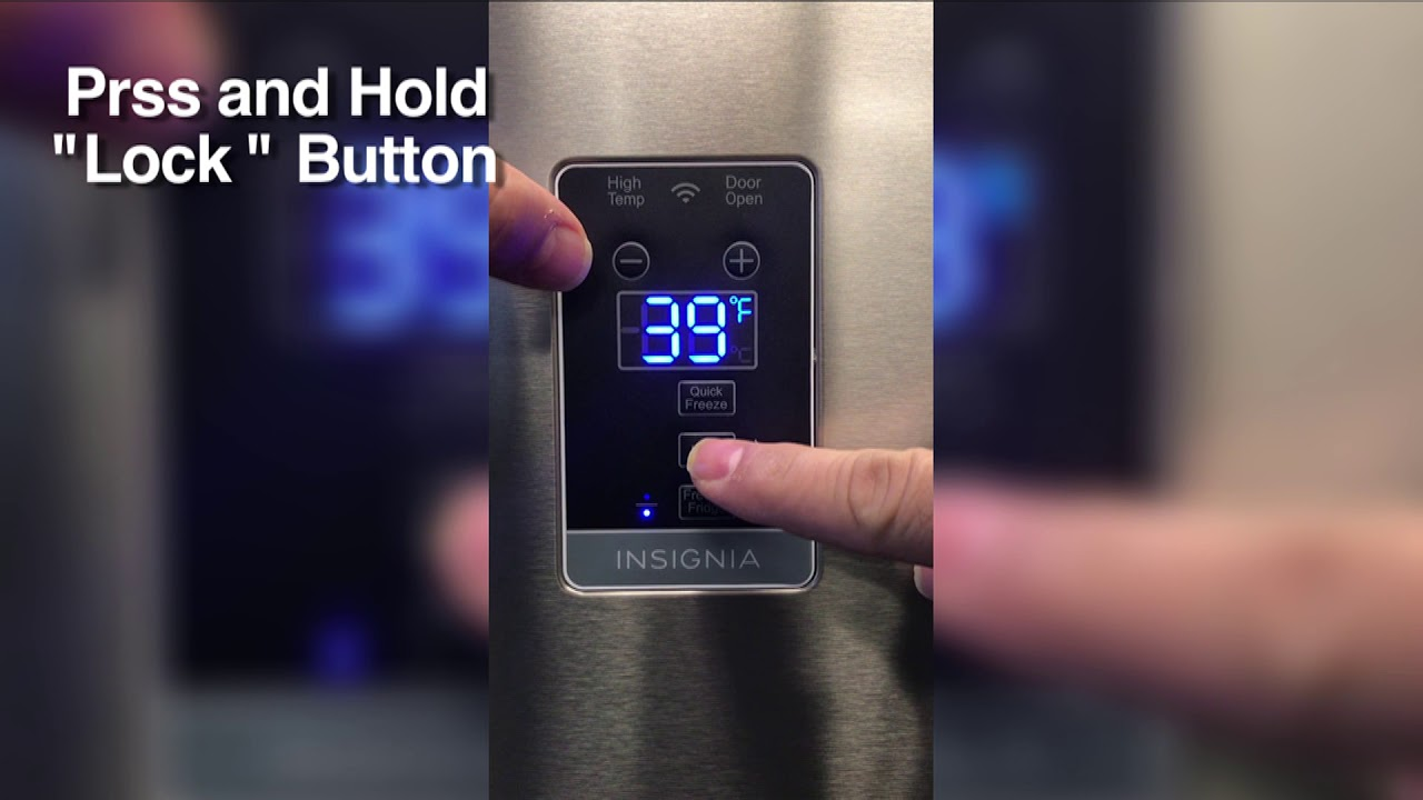 Learn how to Reset Smart Freezer and Refrigerator