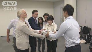 日本政府が後押しして日立製作所が進めているイギリスへの原発輸出計画...