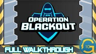 Club Penguin - Operation Blackout 2012 Full Walkthrough