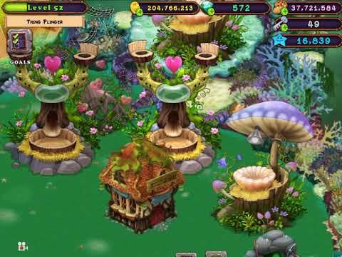 King Wither My Singing Monsters How To Breed Epic Cybop On Air And