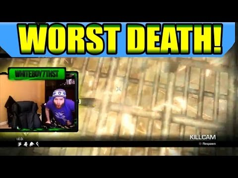 WORST IED DEATH EVER! (Call Of Duty Ghosts) By Whiteboy7thst