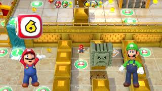 Super Mario Party - Tantalizing Tower Toys (Mario/Luigi vs Koopa Troopa/Hammer Bro) | MarioGamers