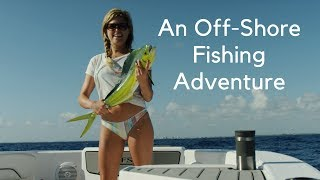 An Off-Shore Fishing Adventure on the Yamaha 210 FSH Sport