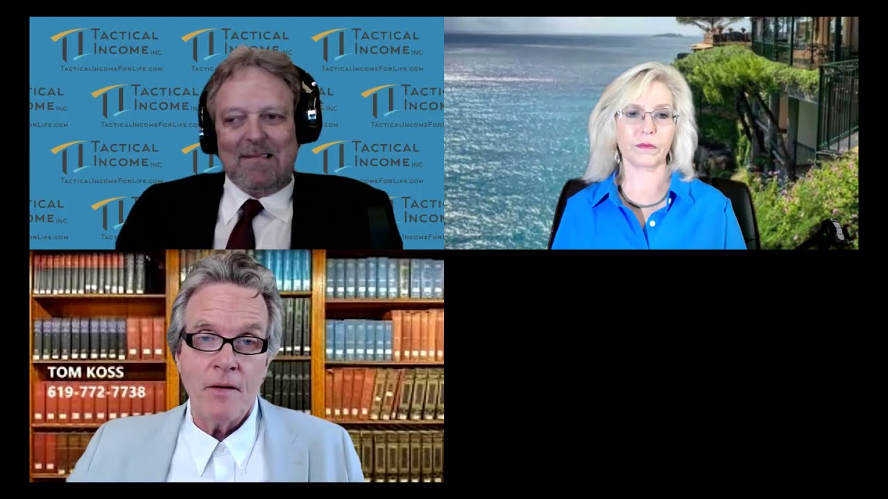 Unraveling the Mystery of 1031 Exchanges & DSTs with Don Meredith and Thomas Koss 5/27/21