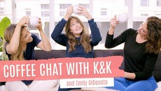 Coffee Chat With Our Girl Emily DiDonato ~ Our Best Healthy Travel Tips!