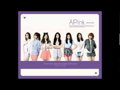 APink - Hush [MR] (Instrumental)