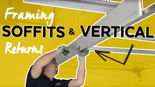 Framing Soffits and Drywall Returns | Drywall Grid | Armstrong Ceiling Solutions