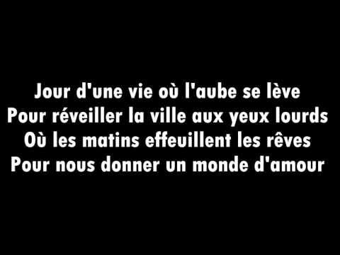 Kids United - L'oiseau et l'enfant - Lyrics