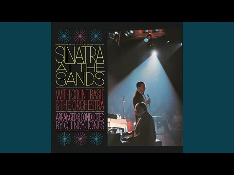 Come Fly With Me (Live At The Sands Hotel And Casino/1966)