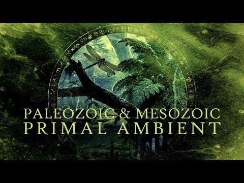 1 Hour Prehistoric music: Paleozoic & Mesozoic ambient (Devonian-Permian-Triassic-Jurassic)