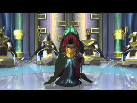 Ni No Kuni: Wrath Of The White Witch Official E3 2012 Trailer