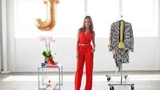 How To Wear The Jumpsuits Trend: A-Z Trend Guide Spring/Summer 2014