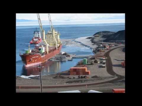 McMurdo Station |  U.S. Antarctic research center McMurdo |