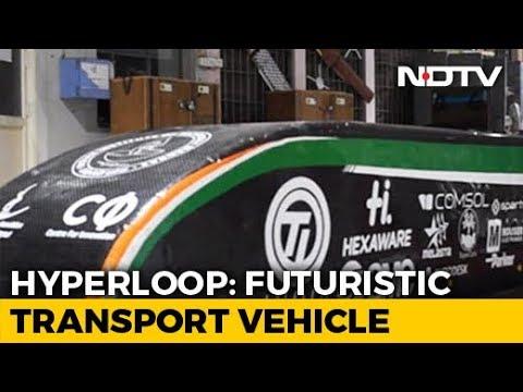 IIT Madras' Hyperloop Design Chosen For Elon Musk's Competition