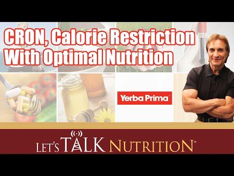 calorie restriction optimal nutrition diet plan