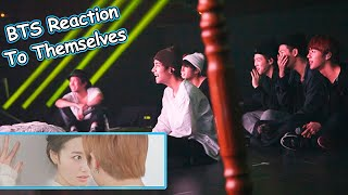 BTS Reaction To Themselves