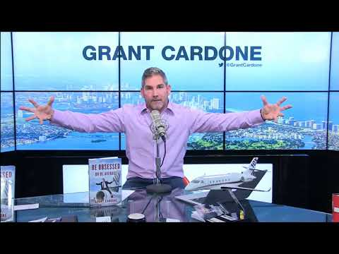 How to Come Back from Rock Bottom - Grant Cardone Mp3