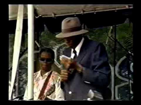 Frank Frost - Chicago Blues Festival (1997) Part 5
