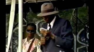 Frank Frost - Chicago Blues Festival (1997) Part 5