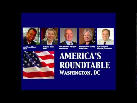 America's Roundtable: David Shellenberger - On Domestic Issues and International Affairs