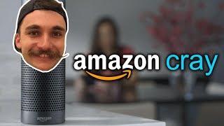 Amazon Echo - Crayator Edition