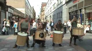 Clanadonia performing in Glasgow part 2