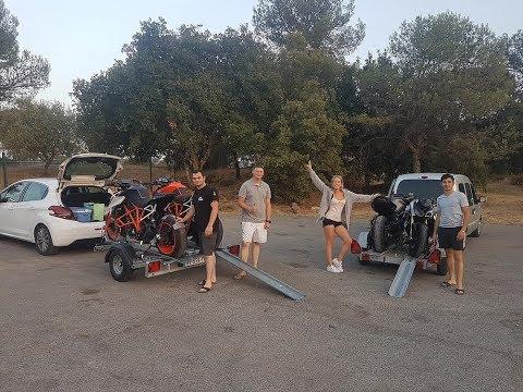 JOURNEE PISTE #3 CIRCUIT DU LUC | KTM 1290 SUPERDUKE R | MCCB