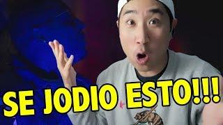 Competencia de Bad Bunny y Hear This Music - REACCION Coreano Loco
