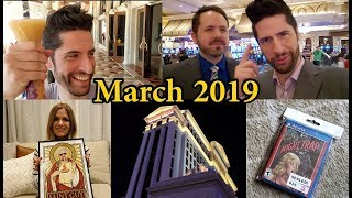 March 2019 - Journal/Vlog