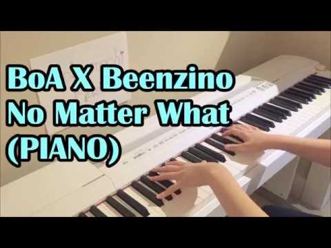 BoA X Beenzino - No Matter What (PIANO)