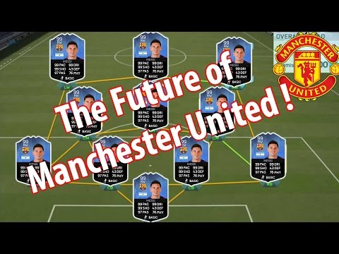 2016/2017 Manchester United Squad ! -NEW TRANSFERS/TRANSFER RUMORS AND MORE-