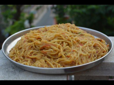 Maggi Masala Noodles Recipe | How To Make Mountain Maggi Masala Noodles
