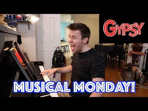If Momma Was Married from GYPSY | Musical Monday