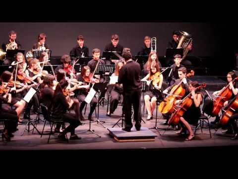 La Bella Durmiente, Orquesta conservatorio de música de Torrelavega