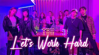 The Bassura House - Let's Work Hard (Official Music Video)