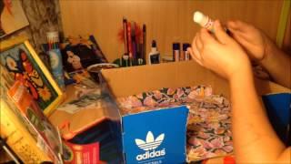 МК - Как сделать кровать для кукол(, 2014-11-12T18:02:27.000Z)