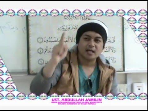 Yakan Nasihat: Walu Mas-ala/Nasihat tadawhat weh dambuwa murid amban guru ne.