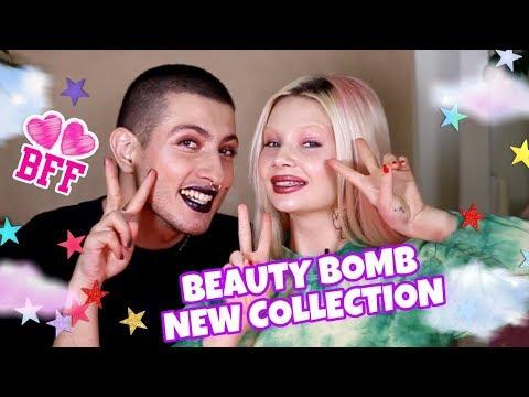 НОВАЯ КОСМЕТИКА С ПАДРУЖКОЙ ПОЛИДЖО| Beauty Bomb