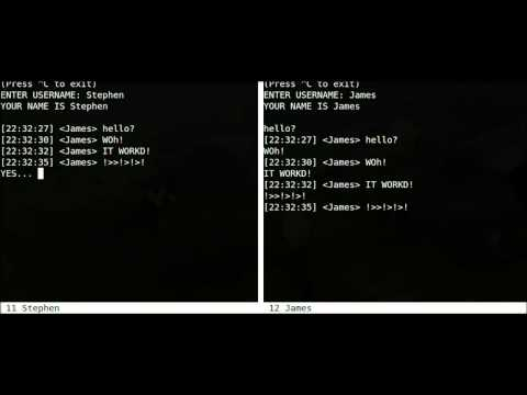 PHP Chat Program Using Open Source PubNub API