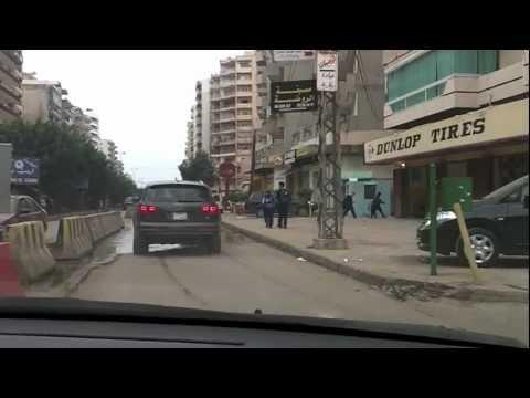Durchwurschteln im Libanon
