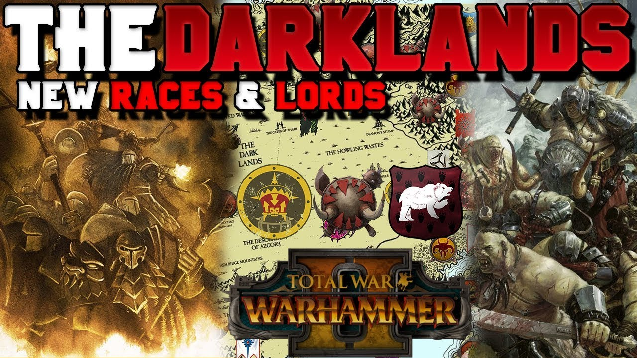 what factions in Warhammer 3?