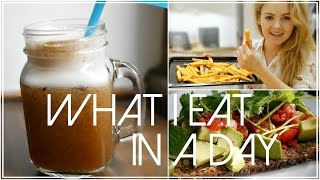 3. What I Eat In A Day | Niomi Smart