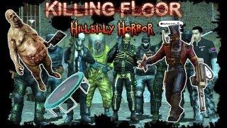 Killing Floor: Hillbilly Horror | The Bouncing Bloat