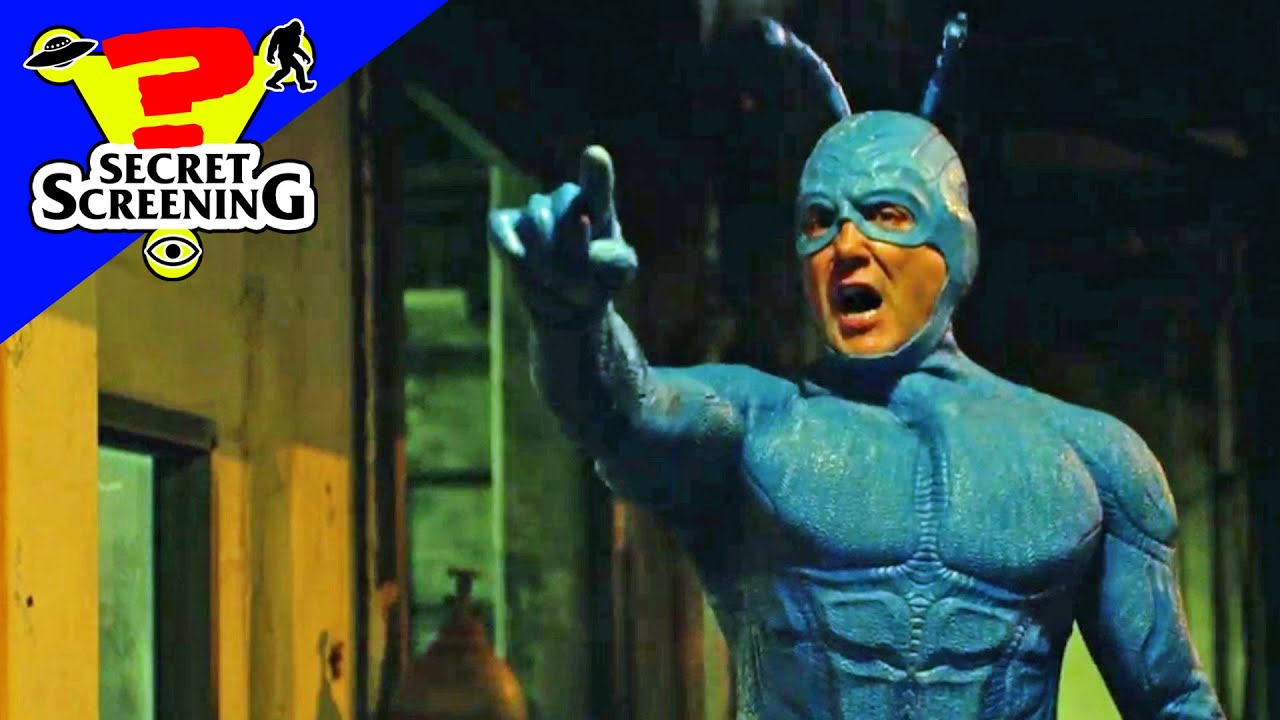 Amazon's The Tick Is Part Comedy, Part Grim Psychodrama