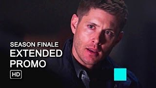 Supernatural 9x23 Extended Promo - Do You Believe in Miracles [HD] Season Finale