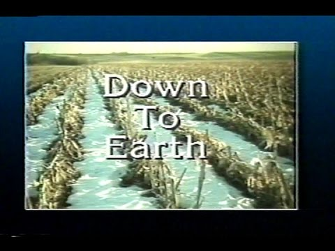 Down to Earth Dept. of Agriculture Video - Retro Video