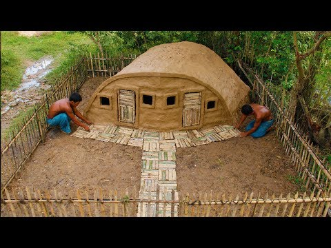 Build a mud house