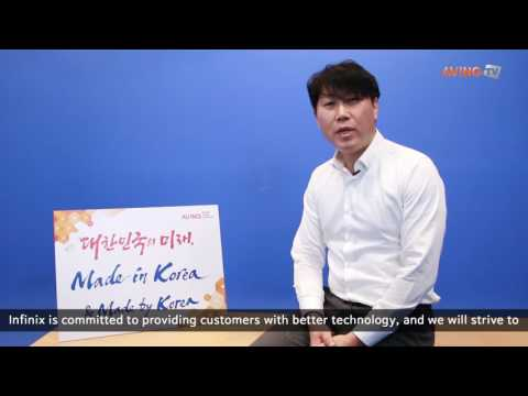 [Made In Korea] INFINIX, The Developer of Credit Card Terminal 'APPPOS Series' Using Bluetooth